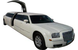 Sedan Limousine Chrysler 300 limo motortoys limo and party bus cincinnati