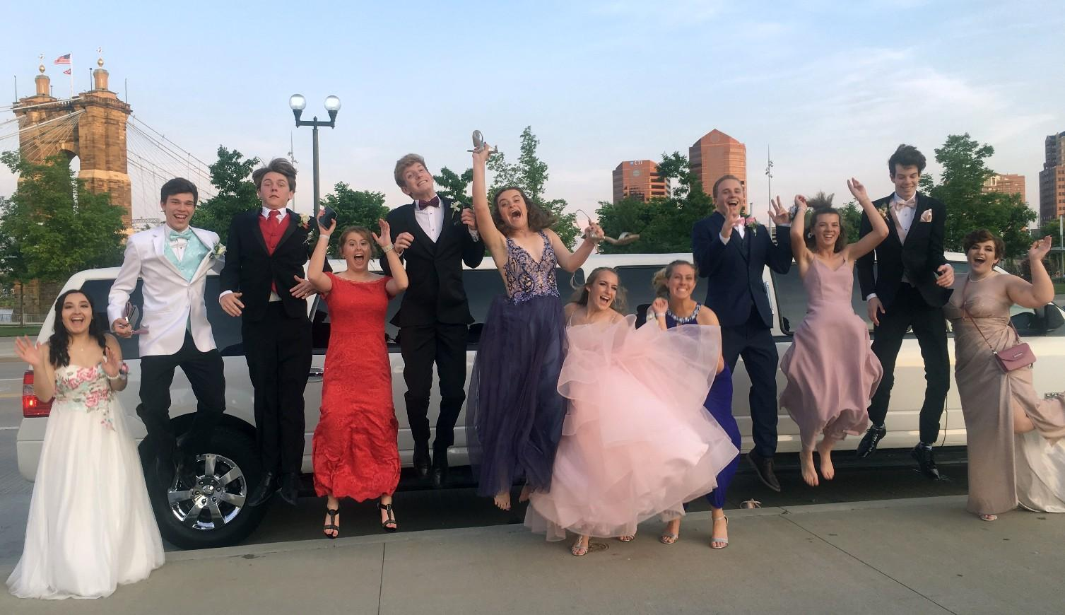Prom - Motortoys Limousine and Party Bus Cincinnati
