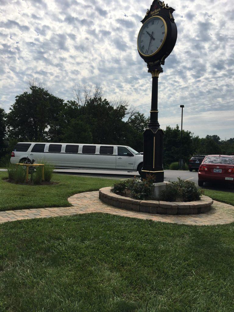 Four Roses Bourbon Trail Party Bus Cincinnati