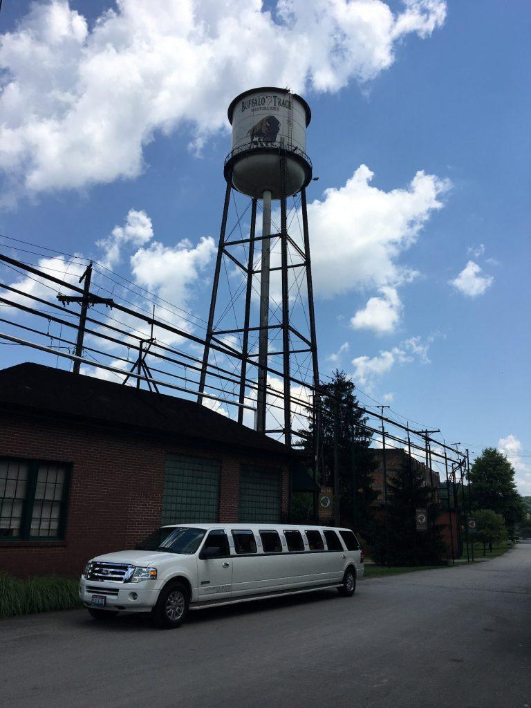 Buffalo Trace Party Bus Bourbon Trail