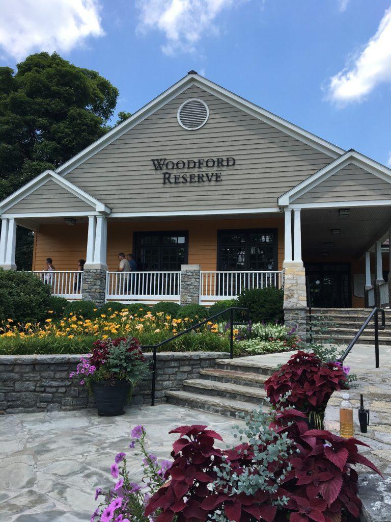 Woodford Reserve Bourbon trail party bus cincinnati